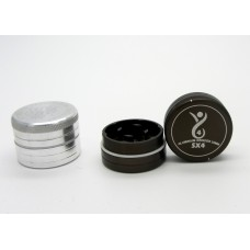 2 Part SX40 MM Aluminium Herb Grinder