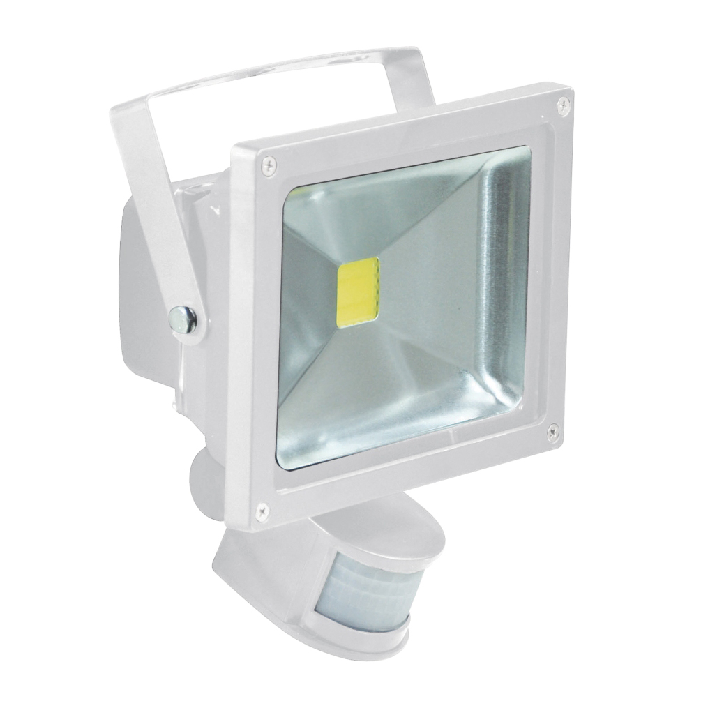 20 W LED Flood Light with PIR Sensor (1)
