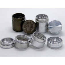 4 Part SX30 MM Magnetic Herb Grinder