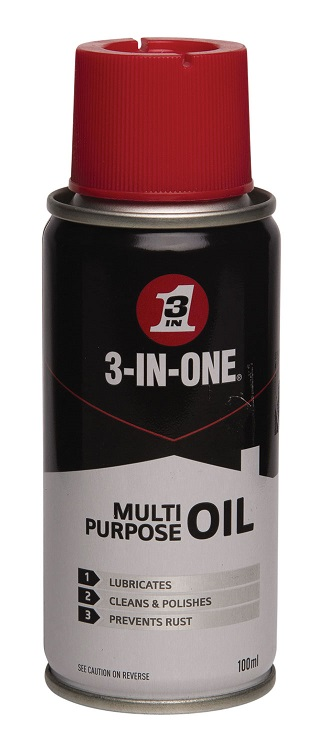 3-In-One Original Multi-Purpose Oil Spray 100ml Aerosol