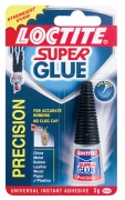 Loctite Super Glue (5Gm bottle, 24 in a box).