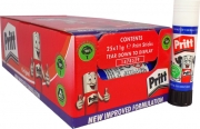 Pritt Adhesive Stick (25 in a box).