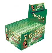 Zig - Zag King Green Rolling Papers