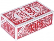 Rips 24 Rolls Red Flavoured Slim Width Paper