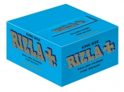Rizla King Slim Blue Rolling Paper (50)
