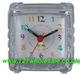 Amplus Travel Alarm Clock Clear PT060 (1)