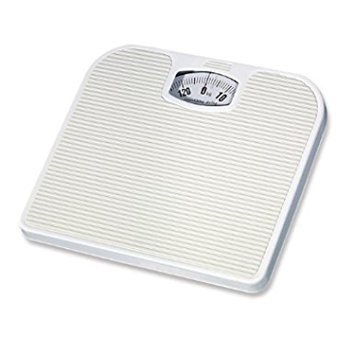 Bathroom Scale Mechanical White UP TO 130 KG
