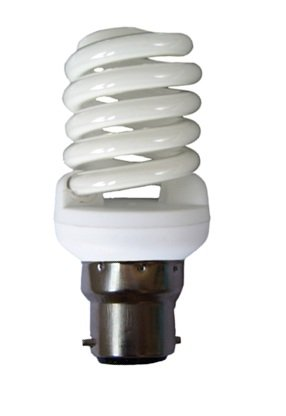 BC 12Watts (= 60W) Low Energy Bulb Cool White (1)