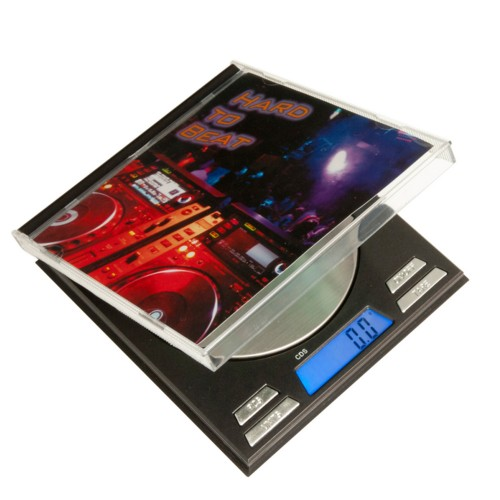 On Balance CD Scale 500 G X 0.1 G