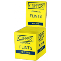 Clipper Lighter Universal Flints (24 X 9)
