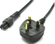 Clover Leaf Power Lead for Laptops 2 Mtr. (1)