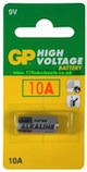 GP High Voltage Battery 10A 9V (10 in a Boxe)