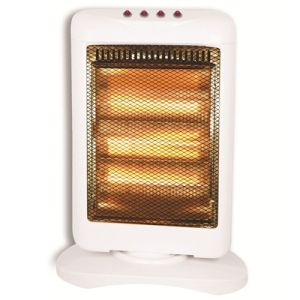 Halogen Heater 3 Settings 1200w