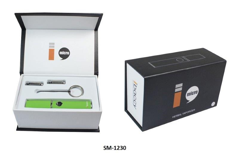 iBaccy Dry Herbal Vaporizer MICRO G PEN USB KIT SM1231