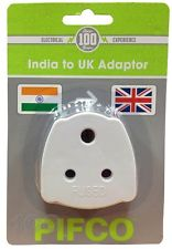 Tourist From India to UK Travel Adaptor