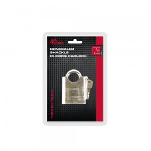 Knight 40mm Shackle Protected Pad-Lock (3 Keys)