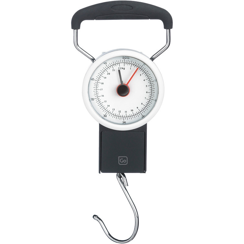 Compact Luggage Scale with Measure Up to 32 KG