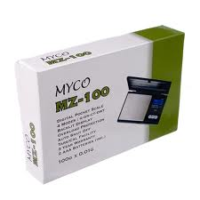 MYCO MZ-600 Digital Pocket Scale 0.1 G