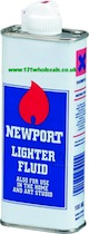 Newport Lighter Refill Fluid (100 ML X 12)