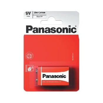 Panasonic 9V / R22R Special Batteries B1 (12pk of 1)