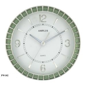 Amplus Wall Clock Golw in Dark PW182 (1)