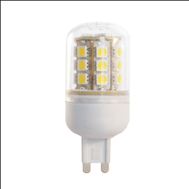 LED G9 SMD Cool White 24LED 5W=40W (1)