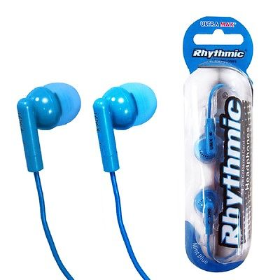 Ultra Max Rhythmic Headphone Mint Blue