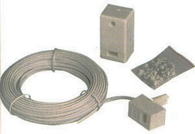 Telephone Extension Kit Blister Pack 10 Mtrs