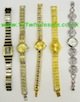 Assorted Dial Ladies Stainless Steel Wrist Watch (1)