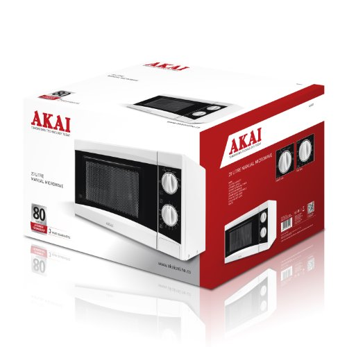 AKAI Microwave Oven 800w Manual (1)