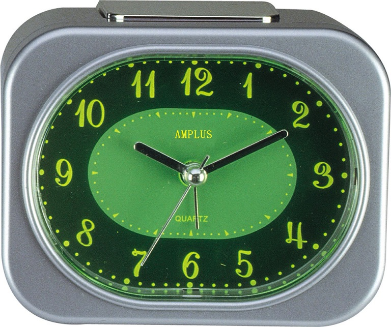 Amplus Alarm Clock Glowing Dail Bell or Tone Switch PT106 (1)