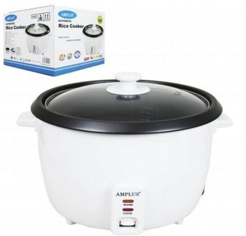Amplus Automatic Rice Cooker (1931) 1.8 Ltr