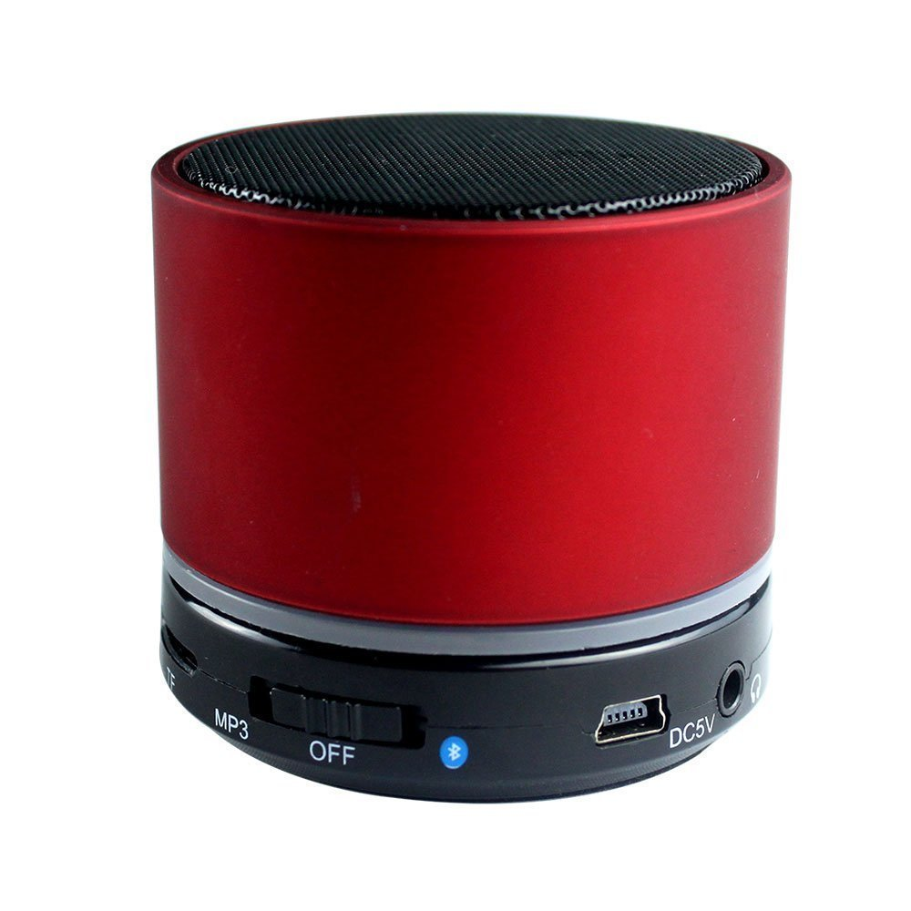 Bluetooth Mini Light Up Speaker x 1