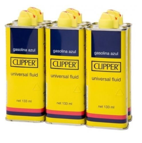 Clipper Lighter Refill Fluid 100ml (12)