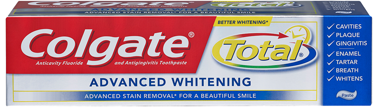 Colgate Total Clean Mint 133gm (100ml X 12)