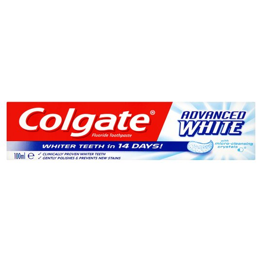 Colgate Advanced Whitening Toothpaste 149gm (100ml X 12)