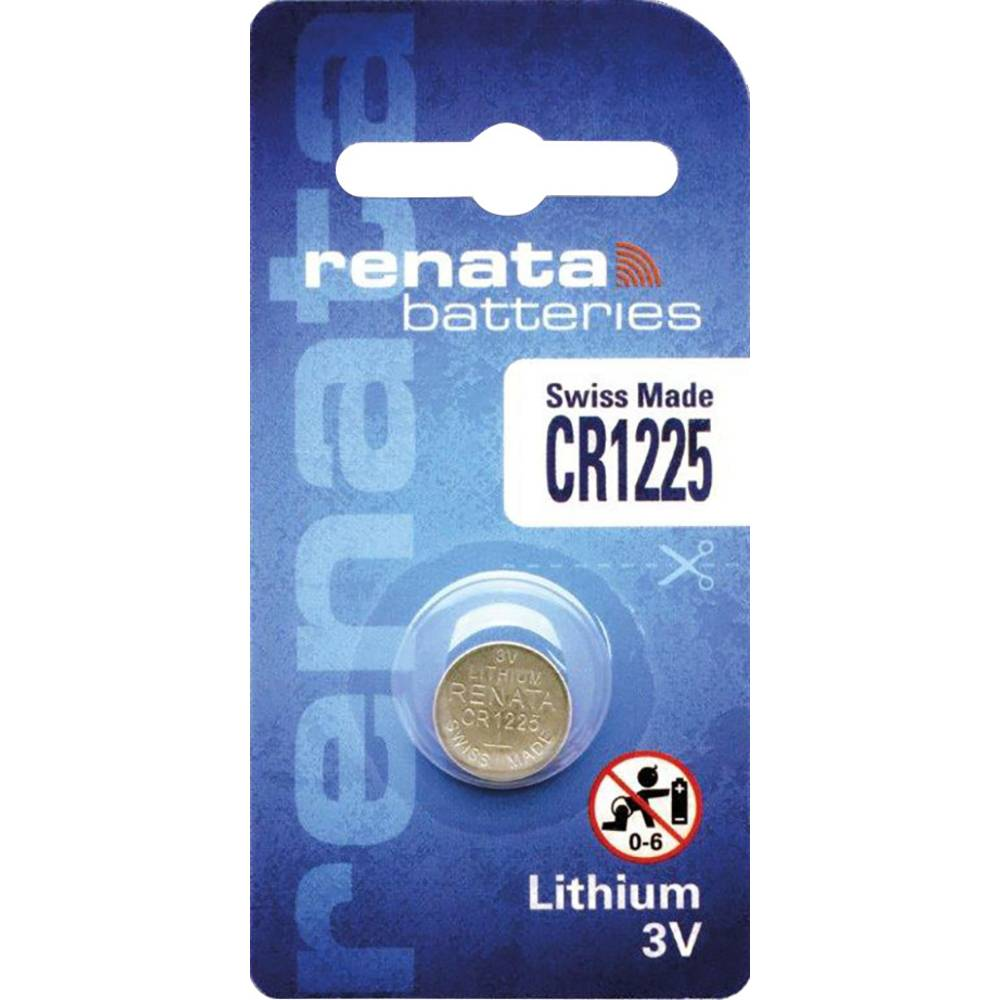 Renata Lithium Battery CR 1225 (10)