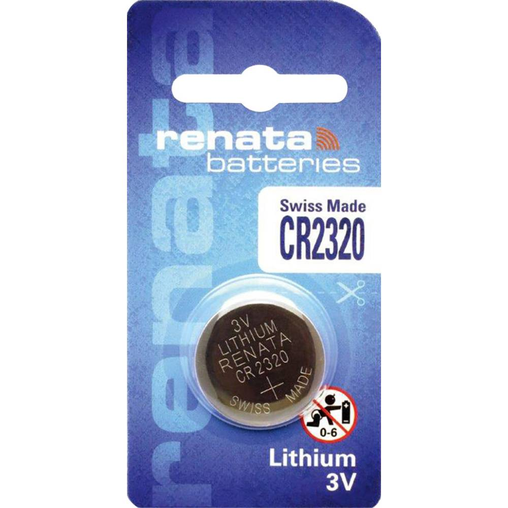 Renata Lithium Battery CR 2320 (10)