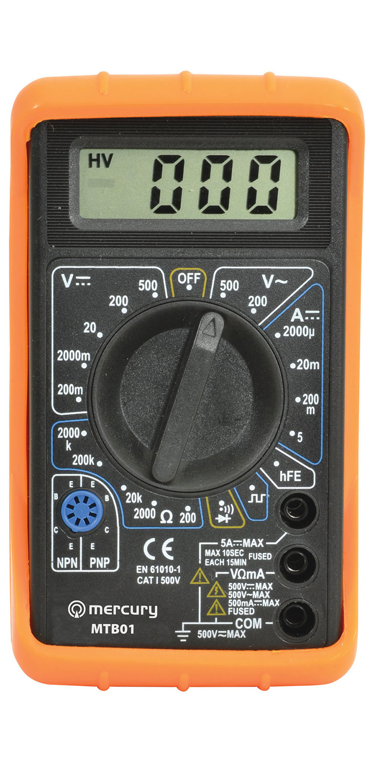 Digital Multimeter DT-830B (1)