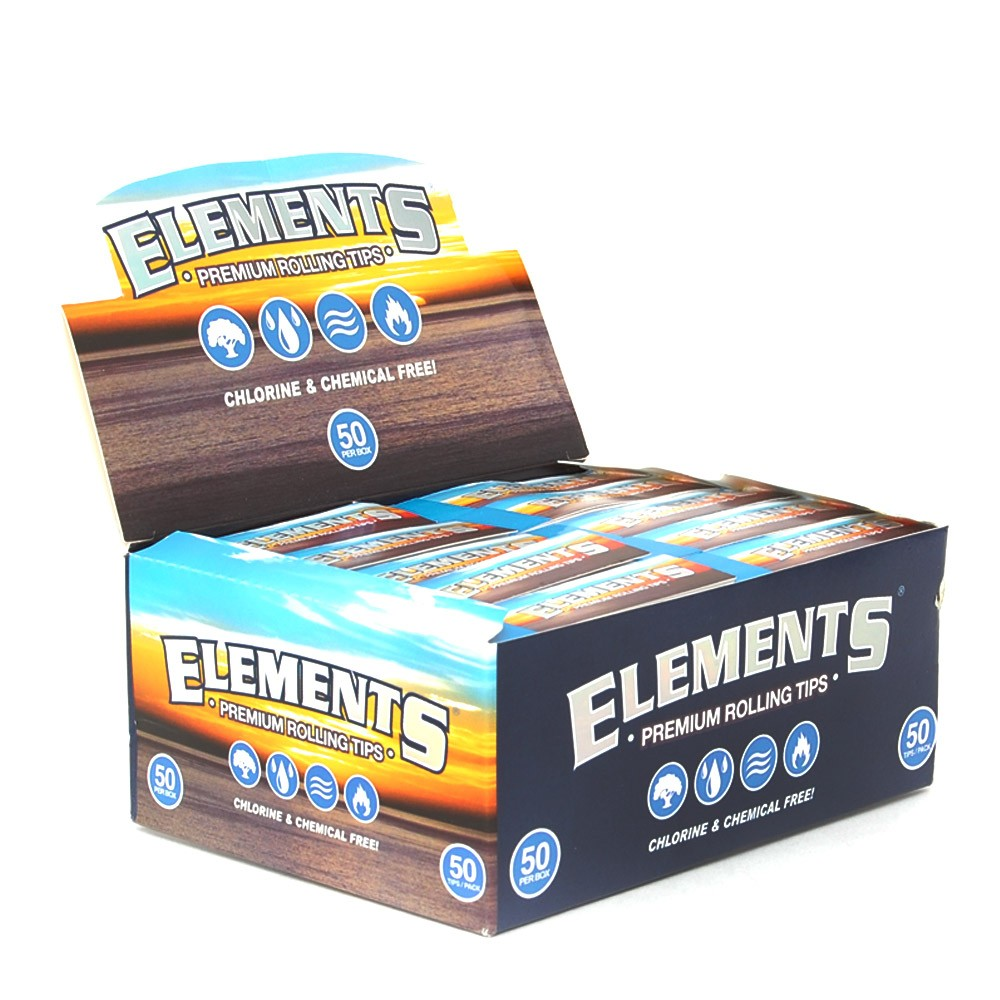 Elements Paper Rolling Tips (50)