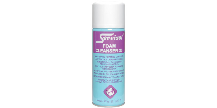 Servisol Foam Cleanser 30 (400Ml)
