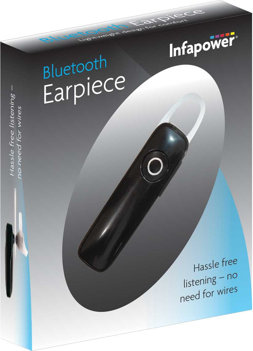 Infapower Bluetooth Earpiece X 303
