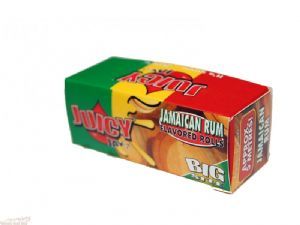 Juicy Jay`s Jamaican Rum Flavour Smoking Rolls (24 in Box)