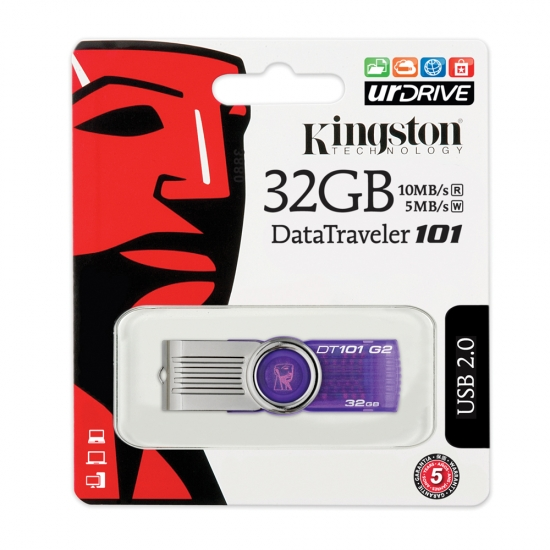 Kingston USB 2.0 32 GB Memory Stick