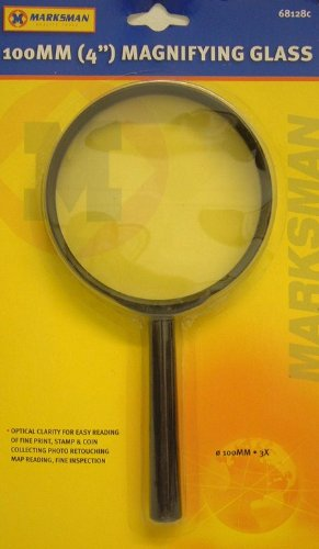 "4"" Magnifier Glass 120MM (1)"