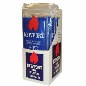 NewPort Pipe Cleaners (12 X 50)