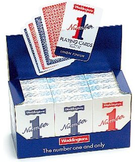 Playing Card No 1 (Pk of 12)