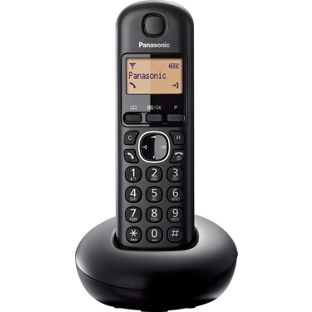 Panasonic Digital Single Cordless Telephone KX-TGB210 (1)