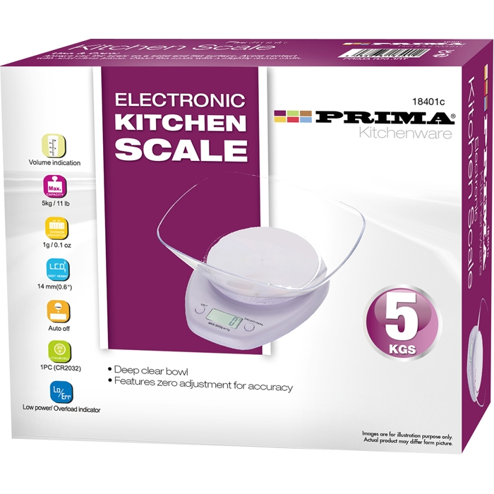 Digital Kitchen Scale 5KG(1)