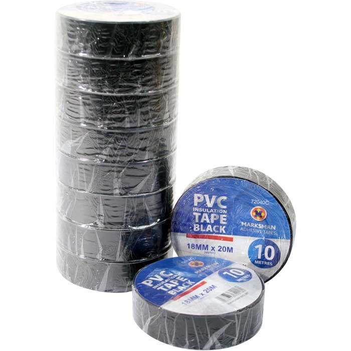 Insulating Tape Set 10 Pcs (1)